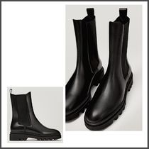 Massimo Dutti Chelsea Boots Ankle & Booties Boots