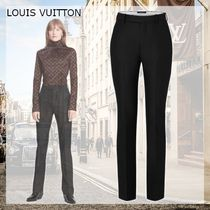 Louis Vuitton Pencil Skirts Casual Style Wool Long Office Style