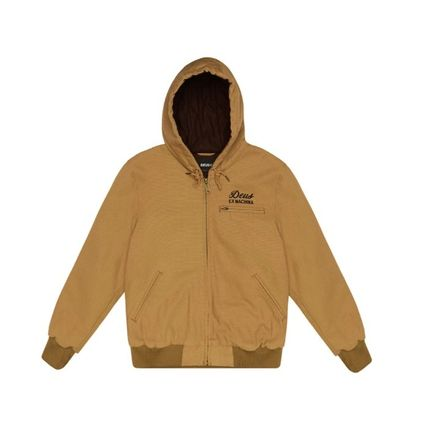 Pullovers Street Style Long Sleeves Oversized Logo