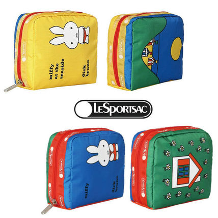LeSportsac Pouches & Cosmetic Bags Collaboration Logo Pouches & Cosmetic Bags