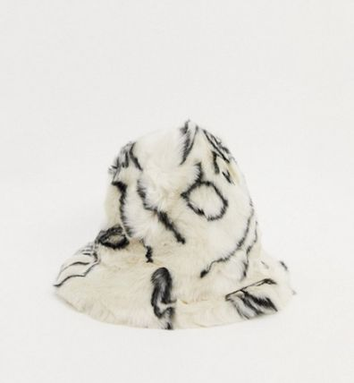Blended Fabrics Bucket Hats Keychains & Bag Charms
