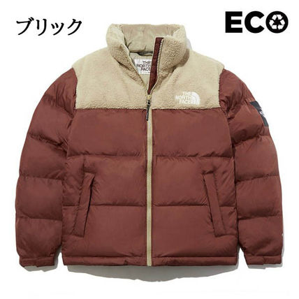 THE NORTH FACE WHITE LABEL Unisex Street Style Logo Down Jackets