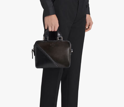 Berluti 2WAY Leather Small Shoulder Bag Business & Briefcases