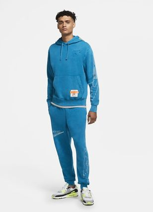 Nike Unisex Street Style Co-ord Sweats Two-Piece Sets