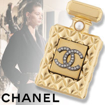 CHANEL Party Style Elegant Style Party Jewelry