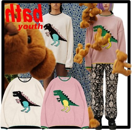 YOUTHBATH Street Style Sweaters