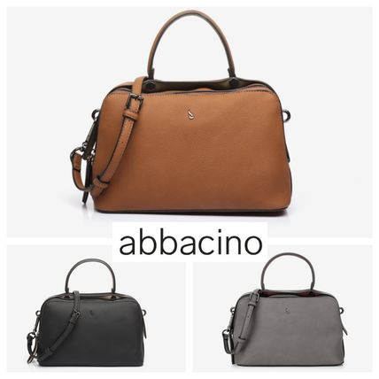 Casual Style Street Style 2WAY Elegant Style Handbags