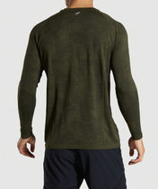 GymShark Long Sleeve Camouflage Long Sleeves Long Sleeve T-shirt Workout 9