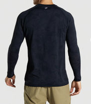 GymShark Long Sleeve Camouflage Long Sleeves Long Sleeve T-shirt Workout 15