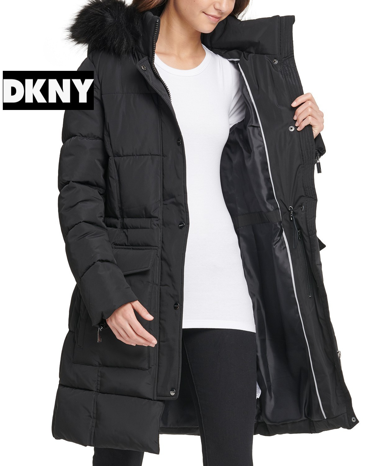 shop donna karan clothing