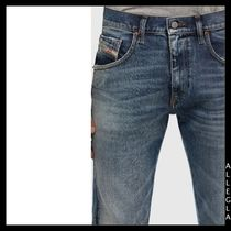DIESEL More Jeans Denim Plain Cotton Logo Jeans 5