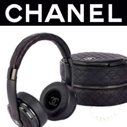 CHANEL MATELASSE Street Style Handmade Home Audio & Theater