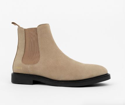 Suede Street Style Chelsea Boots Chelsea Boots