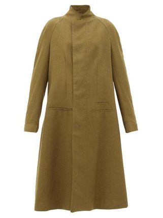 Wool Formal Style  Coats