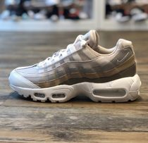 Nike AIR MAX 95 Rubber Sole Casual Style Unisex Sport Sandals Logo