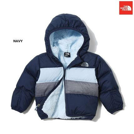 THE NORTH FACE Organic Cotton Street Style Baby Girl Outerwear