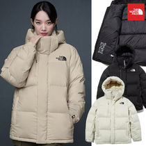 THE NORTH FACE SUPER AIR DOWN Casual Style Unisex Street Style Medium Logo Outerwear