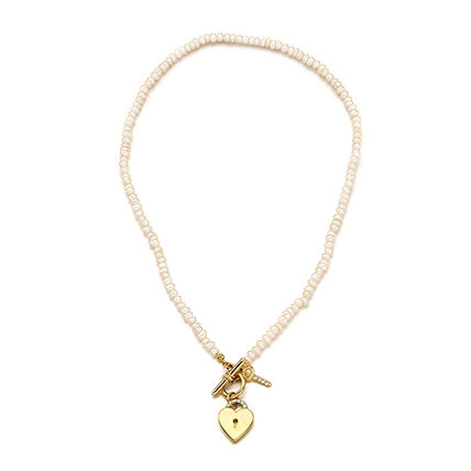 Casual Style Unisex Street Style Brass Necklaces & Pendants