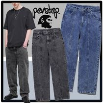 perstep Unisex Street Style Jeans