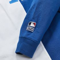 KITH NYC Long Sleeve Unisex Street Style Collaboration Long Sleeves Cotton 8