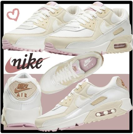 Nike Casual Style Unisex Street Style Low-Top Sneakers