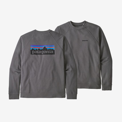 Patagonia Sweatshirts Long Sleeves Plain Logo Outdoor Sweatshirts 6