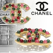 CHANEL Initial Party Style With Jewels Office Style Elegant Style