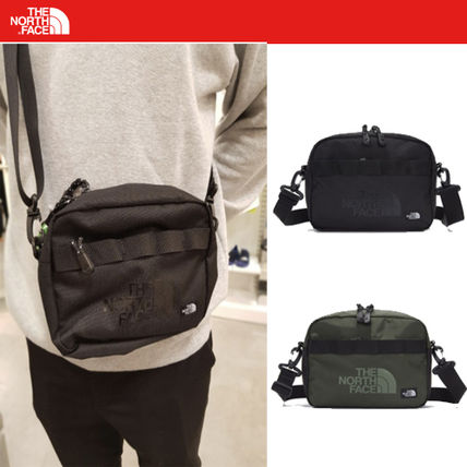 THE NORTH FACE WHITE LABEL Unisex Street Style Logo Messenger & Shoulder Bags