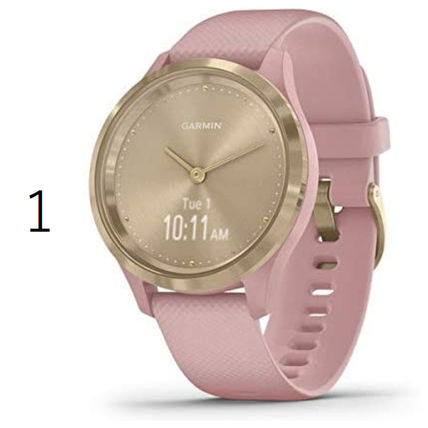 Casual Style Unisex Round Office Style Digital Watches