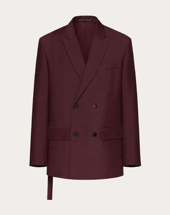 VALENTINO Street Style Suits