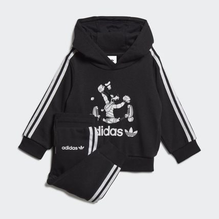 adidas Unisex Co-ord Baby Girl Tops