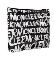 MONCLER Logo Clutches