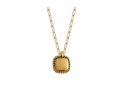 Casual Style Unisex Brass Office Style 14K Gold