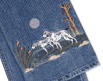YOUTHBATH More Jeans Unisex Street Style Jeans 17