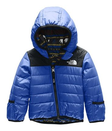 THE NORTH FACE Asymmetry Unisex Street Style Baby Boy Outerwear