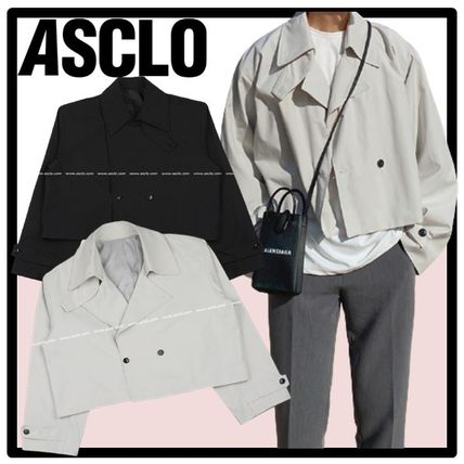 ASCLO Street Style Trench Coats