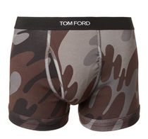 TOM FORD Camouflage Street Style Cotton Briefs