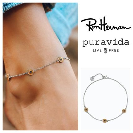 Ron Herman Unisex Street Style Anklets
