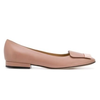 Sergio Rossi Ballet Shoes