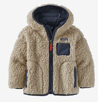 Patagonia Unisex Shearling Baby Girl Outerwear