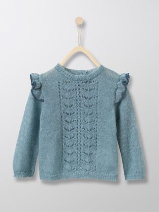 Blended Fabrics Icy Color Baby Girl Tops