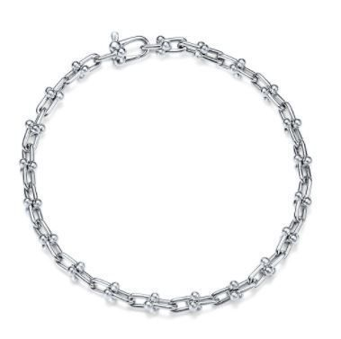 Tiffany & Co Tiffany HardWear Formal Style  Casual Style Street Style Party Style Silver