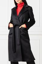 Max&Co. More Coats Casual Style Wool Plain Long Office Style Elegant Style 15
