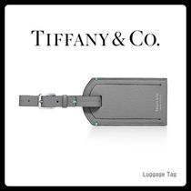 Tiffany & Co Unisex Blended Fabrics Bridal Military Icy Color Travel