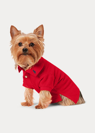 Ralph Lauren Unisex Street Style Pet Supplies