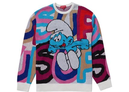 Supreme Sweaters Street Style Sweaters