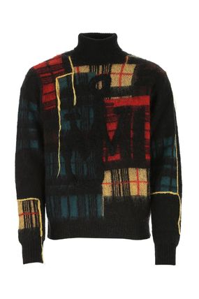 Pullovers Long Sleeves Designers Sweaters