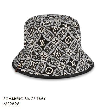 Louis Vuitton MP2828 SINCE 1854 HAT