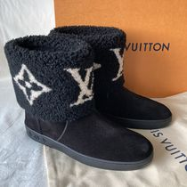 Louis Vuitton Snowdrop Flat Ankle Boot