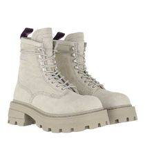 Eytys Mountain Boots Unisex Suede Plain Leather Logo Outdoor Boots